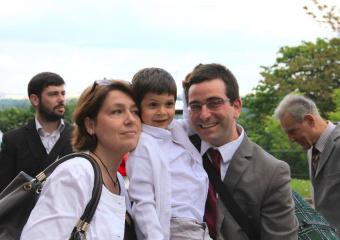 Patricia et Olivier GUICHOU (Photo)